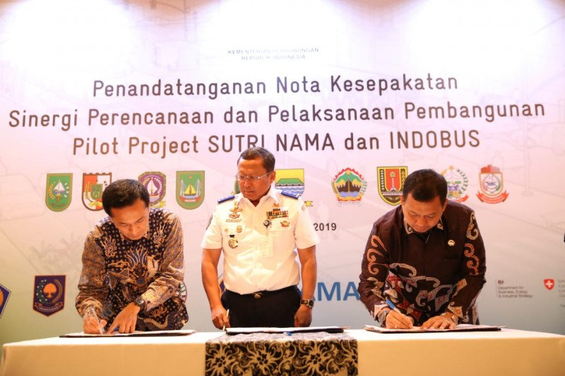 Pemkot Makassar targetkan BRT beroperasi pada 2022