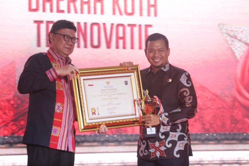 Kota Makassar kembali raih penghargaan IGA 2019
