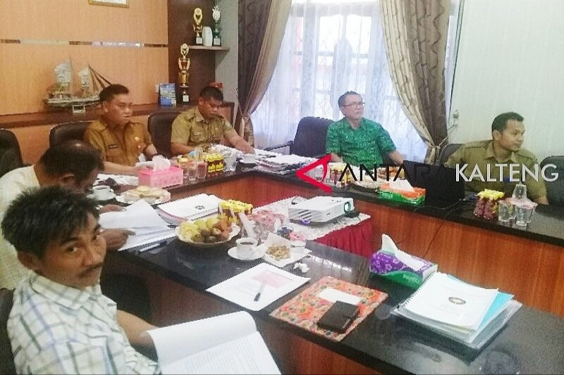 Sudah 15 pejabat mendaftar lelang jabatan Pemkab Kotim