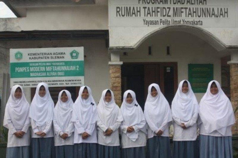ACT DIY bantu wujudkan masjid untuk para penghafal Al-Quran