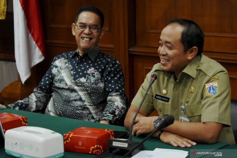 Pertemuan Kadin Jakarta Utara dengan wali kota gagal