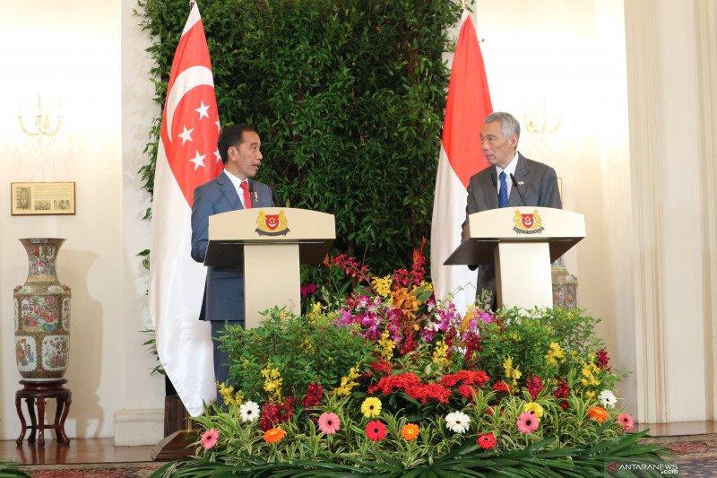 Indonesia dan Singapura perpanjang  pertukaran mata uang Rp100 triliun