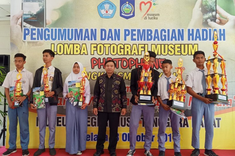 "Ini nama pemenang lomba ""photophone"" Museum Negeri NTB"