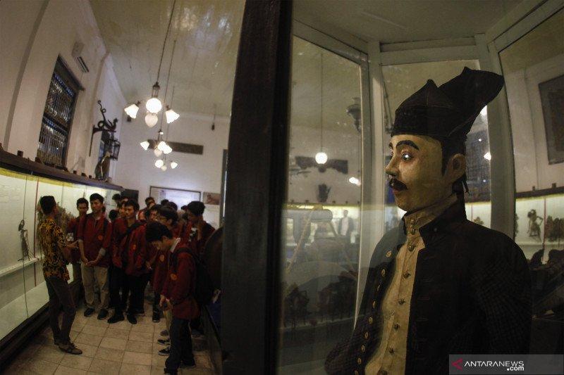 Museum harus punya  tempat foto menarik untuk generasi muda