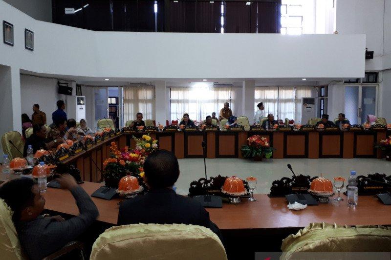 DPRD Palu rampungkan susunan alat kelengkapan Dewan