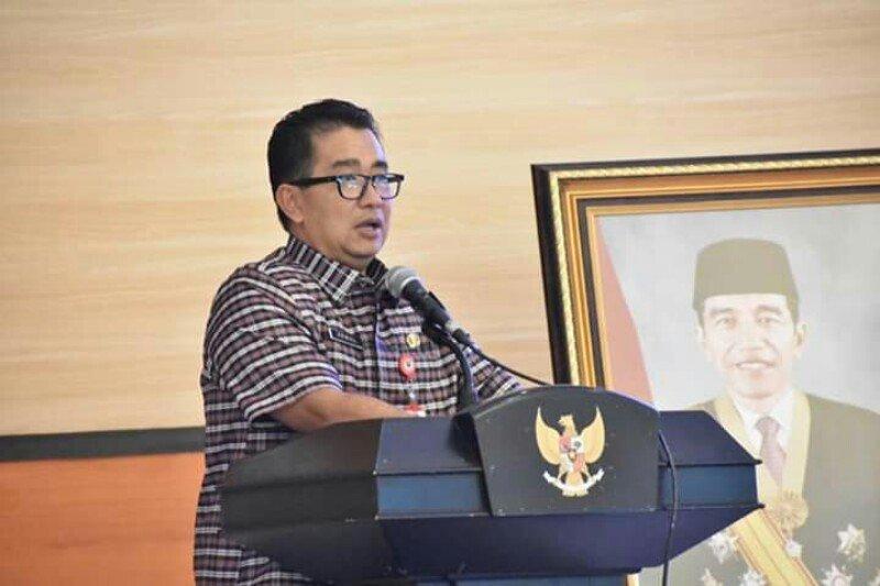Dirjen Otonomi Daerah minta Pemerintah Sulbar dan DPRD bersinergi