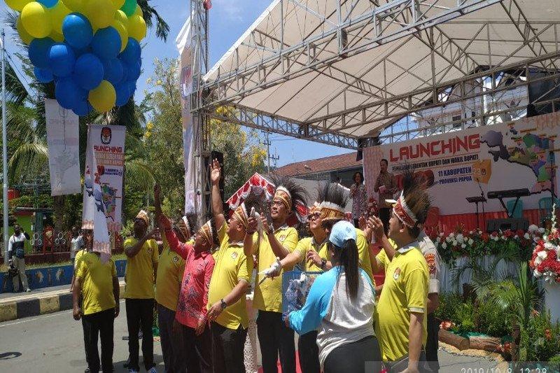 11 Kabupaten di Papua akan gelar pilkada serentak 2020