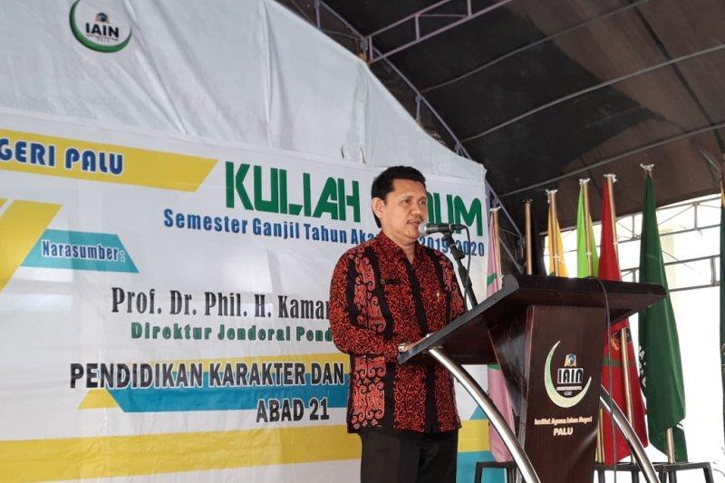 Rektor berharap anggota DPR dari Sulteng bantu pengembangan IAIN Palu