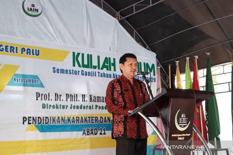 Rektor harap anggota DPR dari Sulteng bantu pengembangan IAIN Palu