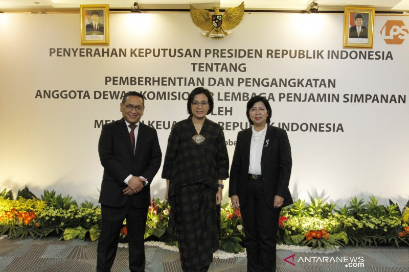 Jokowi tunjuk Didik Madiyono Dewan Komisioner LPS gantikan Destry