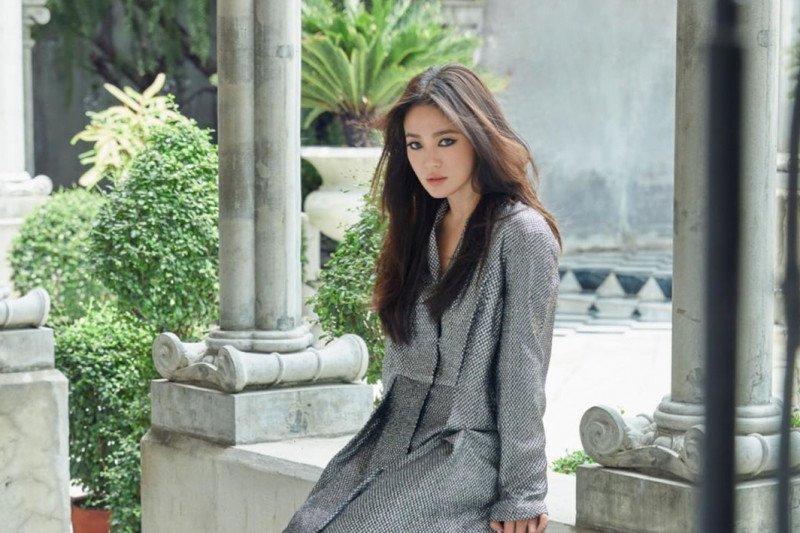 Song Hye-kyo kembali aktif di Instagram