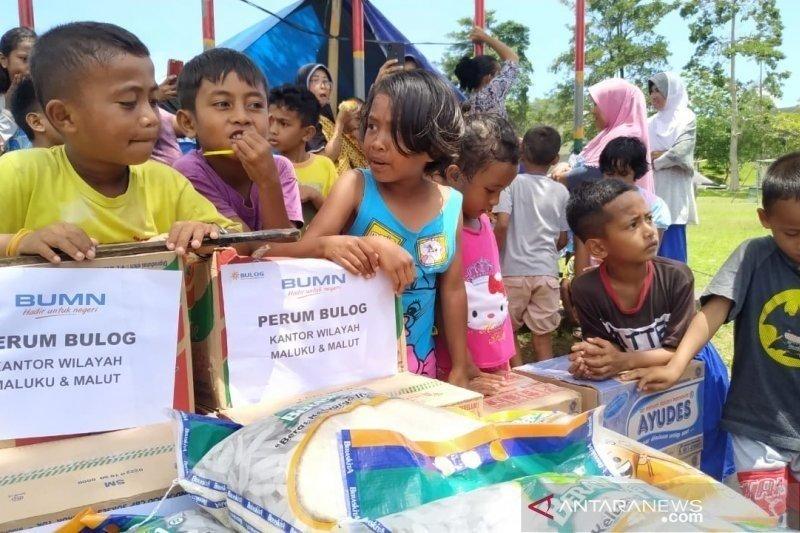 Pengungsi pascagempa Ambon melonjak jadi 170.900 jiwa