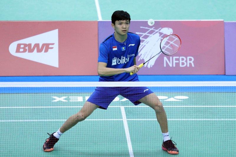 Wakil tunggal putra Indonesia Bobby ikuti jejak Yonathan ke perempat final WJC 2019