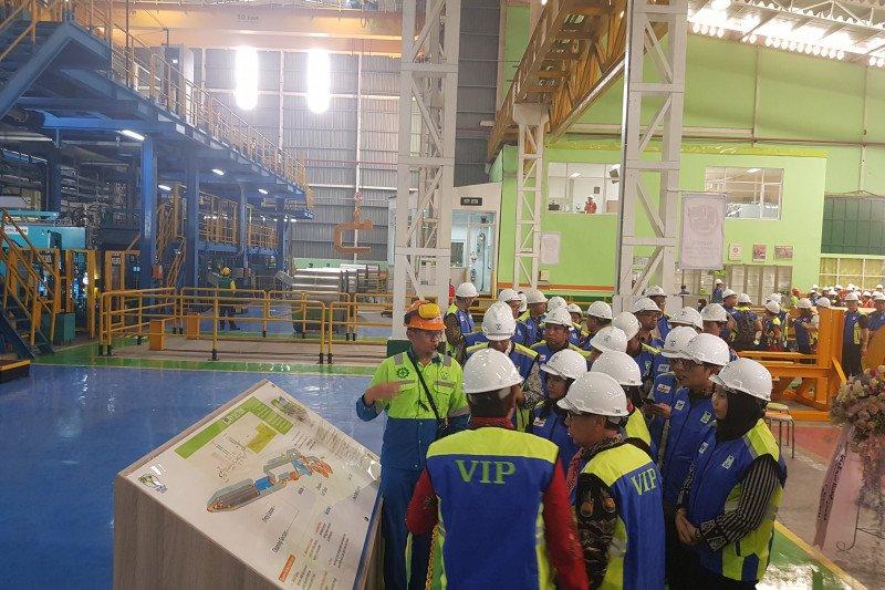 Tata Metal Lestari resmikan pabrik baru senilai Rp1,5 triliun di Cikarang