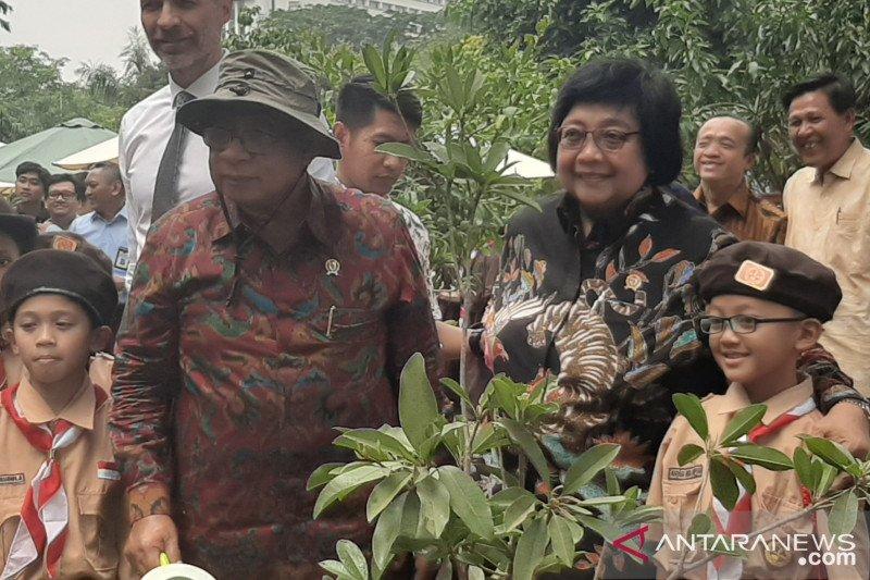 Menteri LHK sebut BPDLH juga urus regulasi lingkungan hidup