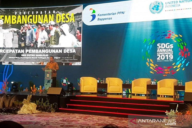 Kemendes PDTT kembangkan model ekonomi kelautan di desa lewat Bumdes