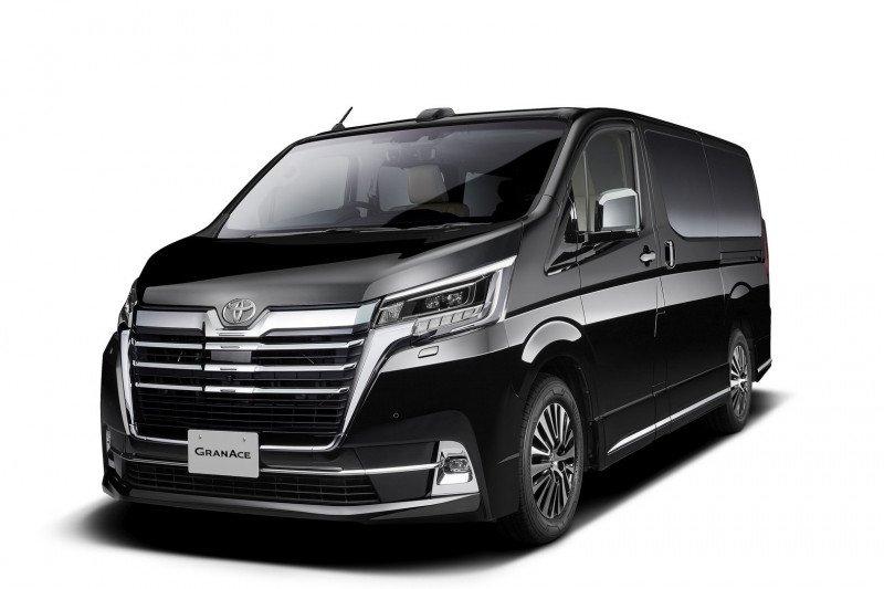 GranAce 2020 meluncur di Jepang setelah Tokyo Motor Show