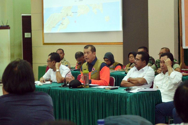 Kepala BNPB : Saya diperintah Presiden tangani tuntas pascagempa Ambon