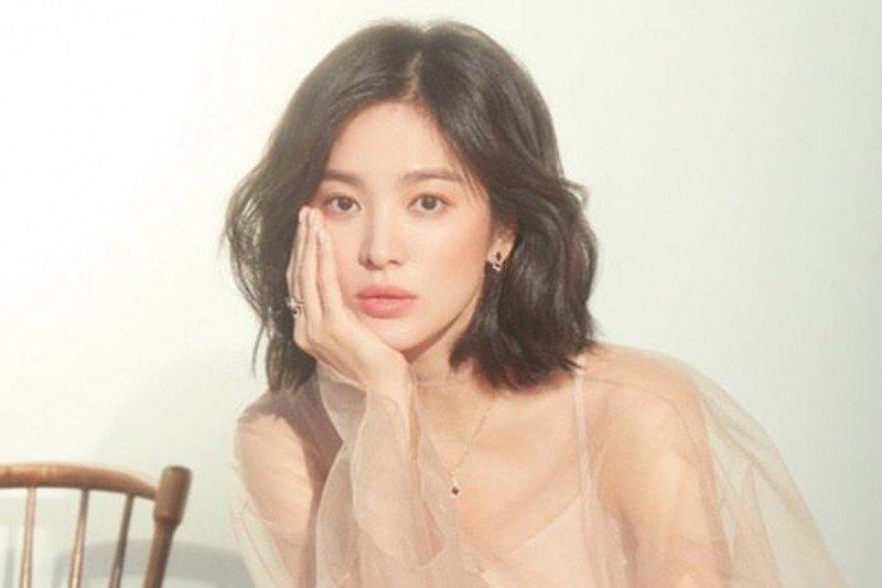 Petugas imigrasi bocorkan data pribadi Song Hye Kyo