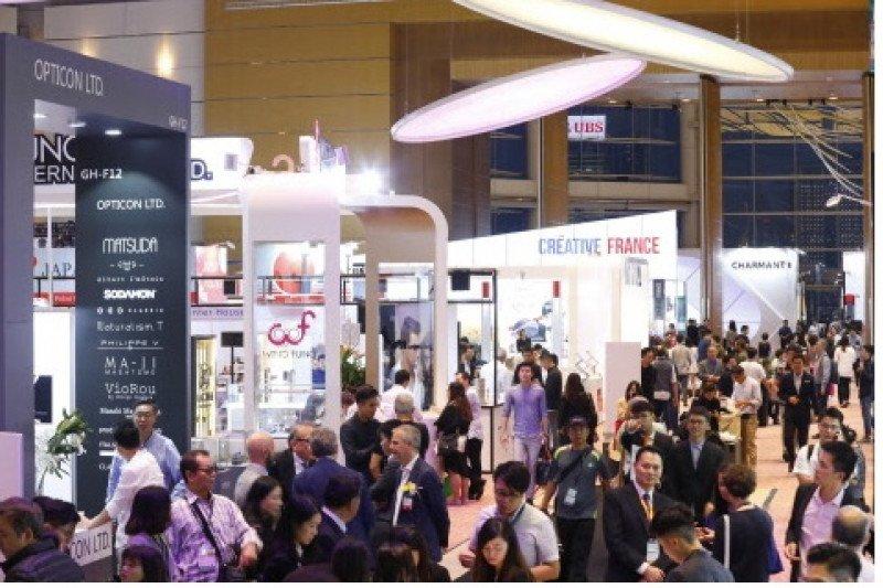Hong Kong International Optical Fair siap digelar November
