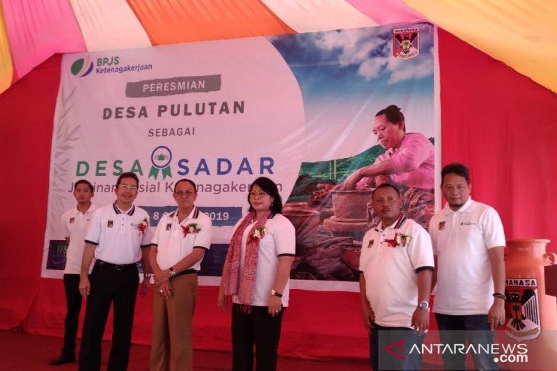 Pemkab Minahasa mendaftarkan 5.000 pekerja rentan perlindungan ke BPJS-TK