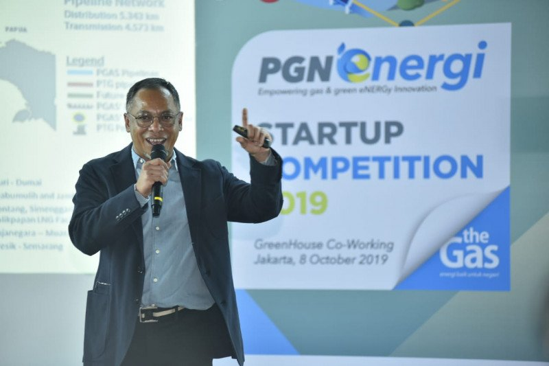 "PGN bersama Innovesia gelar ""PGN Energy Startup Competition 2019"""