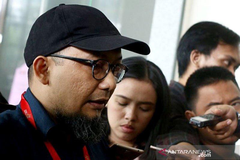 Novel Baswedan tegaskan Anies tak berperkara di KPK