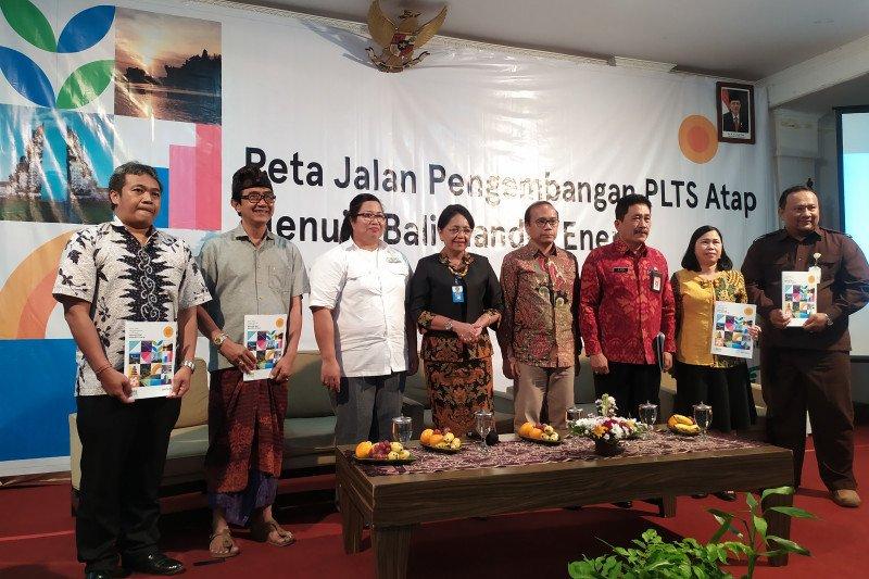 Pengembangan energi bersih di Bali diapresisi Kementerian ESDM