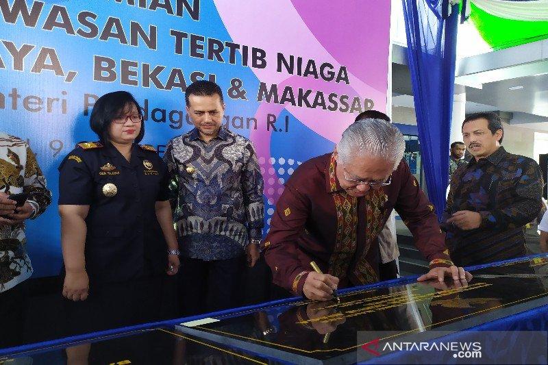 Mendag resmikan Balai Pengawasan Tertib Niaga di empat wilayah