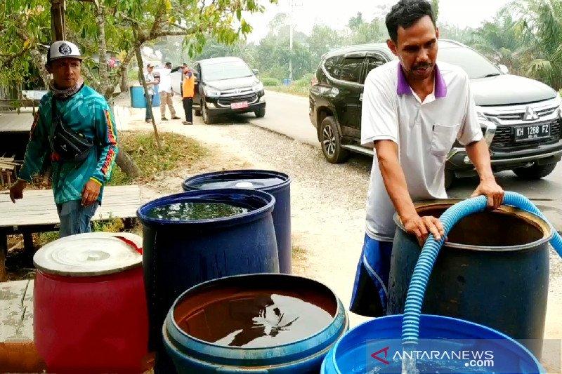 Legislator minta Pemkab Kotim tetap memasok air bersih untuk masyarakat