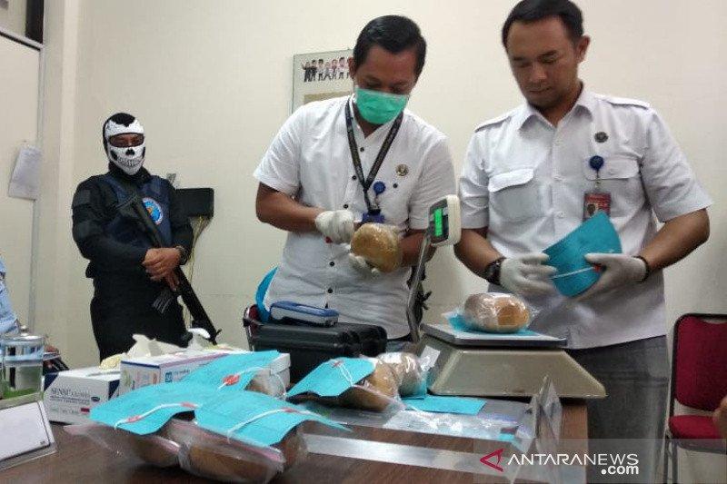 BNNP DIY musnahkan 5.465 gram barang bukti Narkotika sabu-sabu