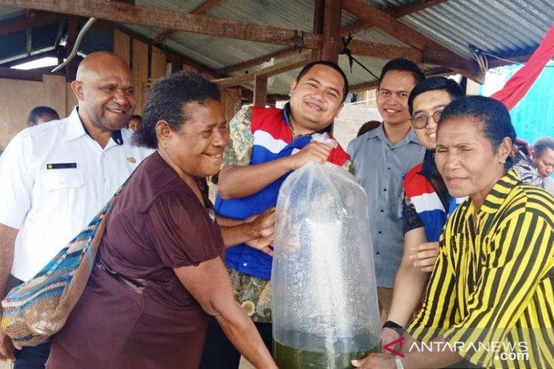 Pertamina lanjutkan proyek pengembangan masyarakat pesisir Danau Sentani