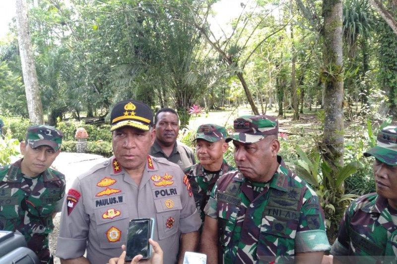 Papua terkini - Polisi tetapkan 92 orang tersangka kerusuhan di Papua