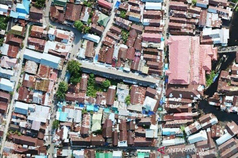 Kawasan kumuh Kotawaringin Timur tersisa 2,67 hektare