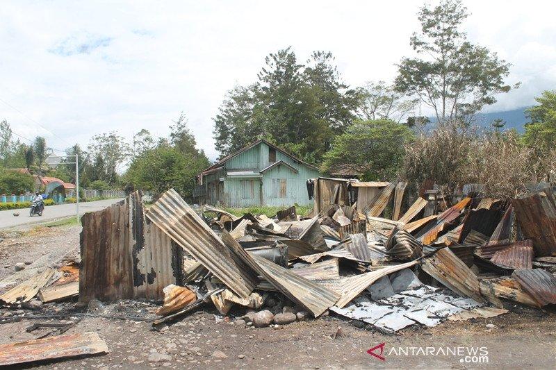 Pemerintah segera bangun 100 rumah untuk korban kerusuhan Wamena