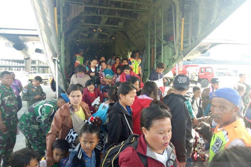 Panglima TNI dan Kapolri dijadwalkan temui pengungsi di Timika