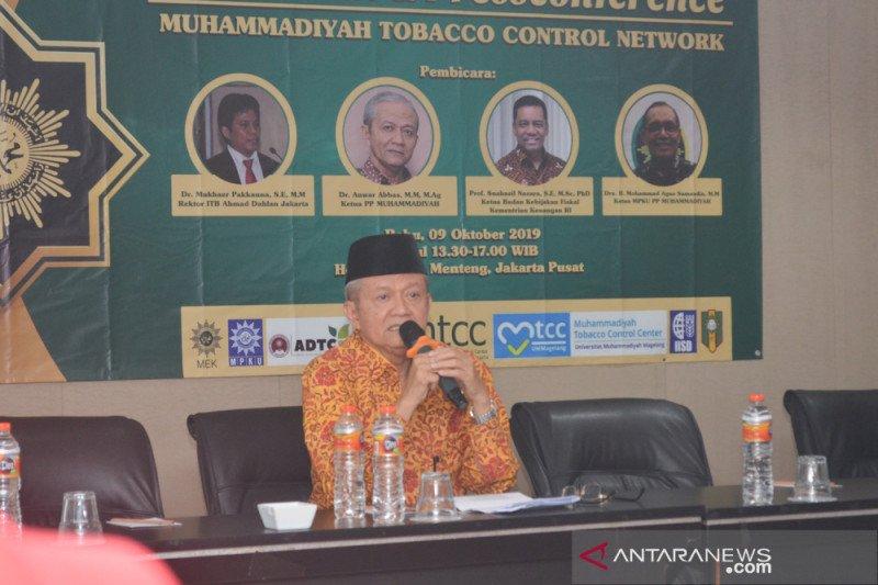 Muhammadiyah tegaskan merokok termasuk perbuatan dilarang Al Quran