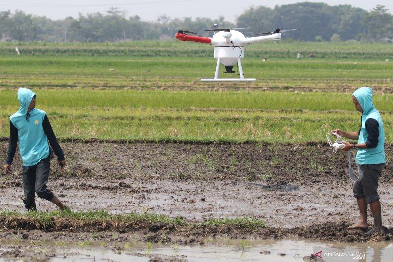 Penerapan teknologi pertanian 4.0