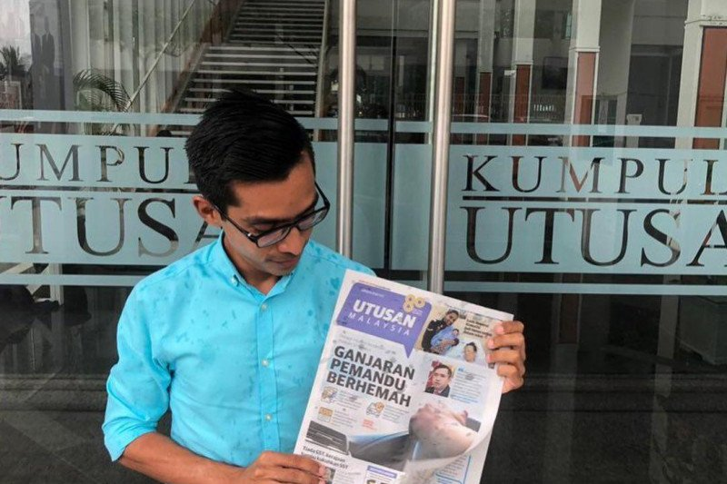 Utusan Malaysia berhenti terbit setelah 80 tahun