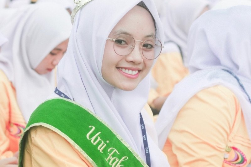 "Student of UPI ""YPTK"" represented West Sumatra following the Indonesian Youth Jamboree"