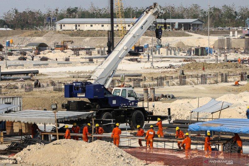 Pertamina gandeng PII kembangkan proyek infrastruktur