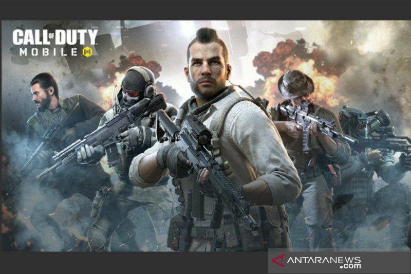 Call of Duty: Mobile kalahkan PUBG dengan 100 juta unduhan dalam sepekan