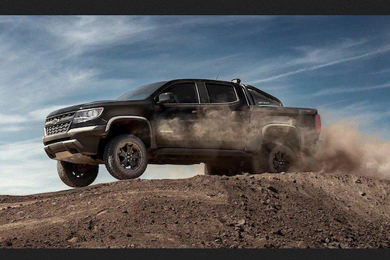 Chevrolet siapkan debut untuk dua mobil pickup