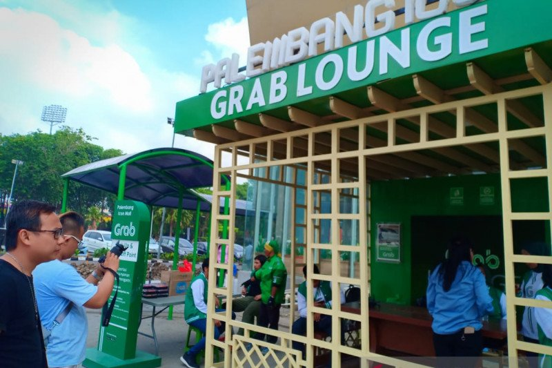 "Grab Indonesia luncurkan ""Grab Now"" di Palembang"