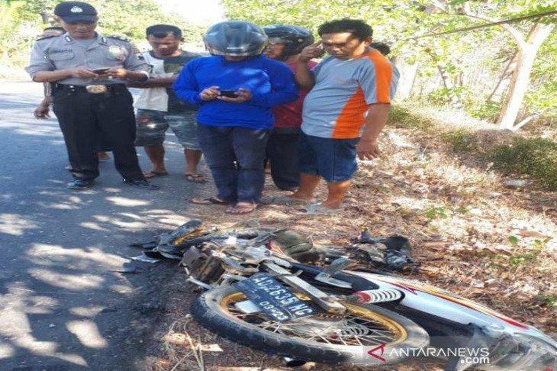 Polisi Wonogiri selidiki tabrakan Daihatsu-Yupiter yang tewaskan pengendara