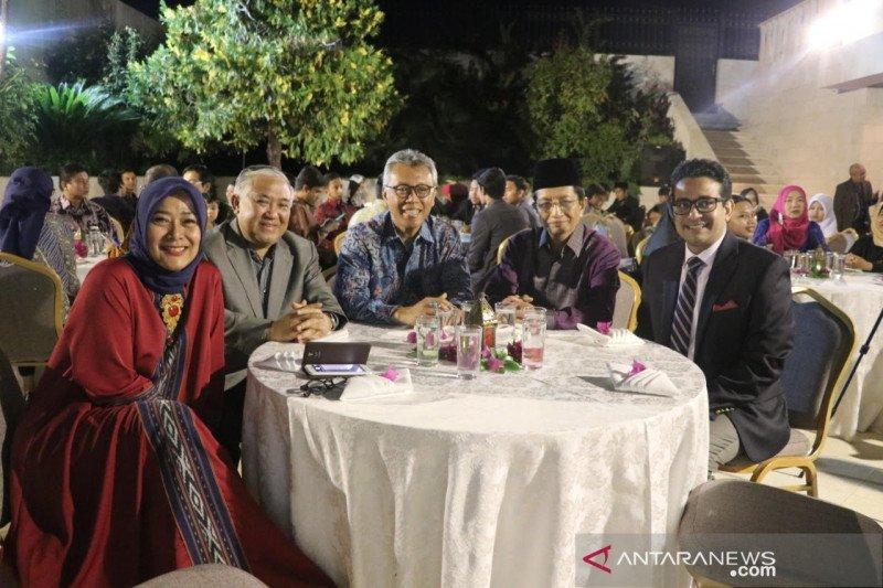 Tiga tokoh intelektual Islam Indonesia berkunjung ke Yordania