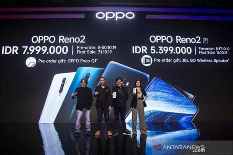 OPPO Reno 2 series rilis terbaru dengan harga mulai 5 jutaan