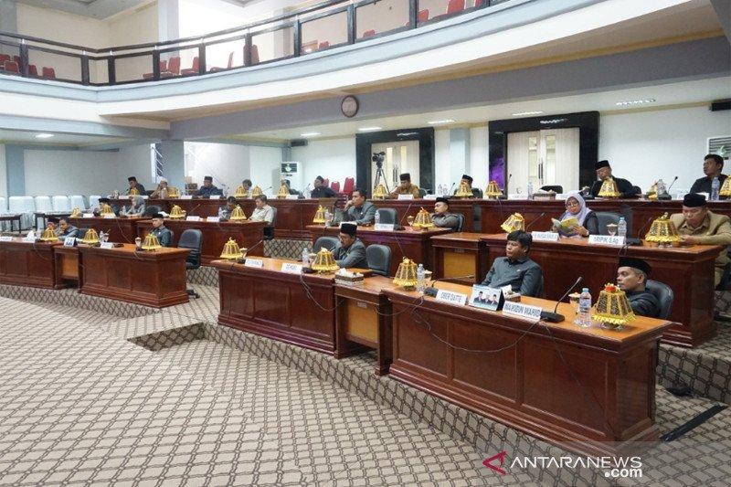 DPRD Lutim tetapkan alat kelengkapan dewan