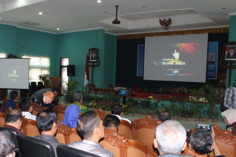 Pengadilan Tinggi Jawa Tengah luncurkan aplikasi informasi layanan perkara