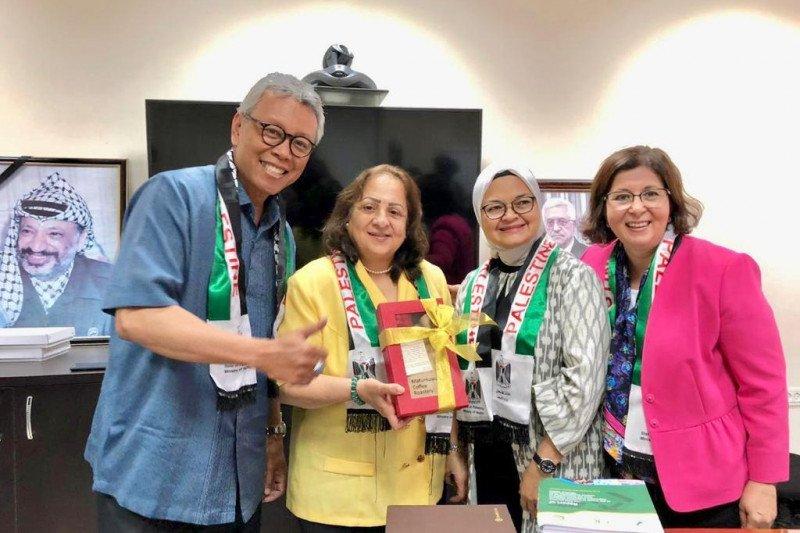 Indonesia berharap produk makanan dan obat bisa masuk pasar Palestina